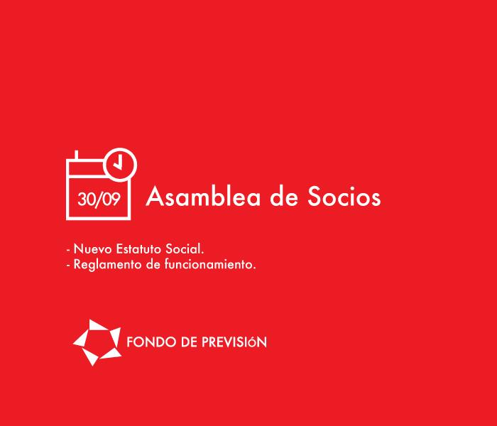 Asamblea General 30-09-2017